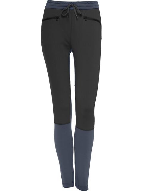 Norrøna Falketind Warm1 Stretch - Sous-vêtement Femme - bleu/noir
